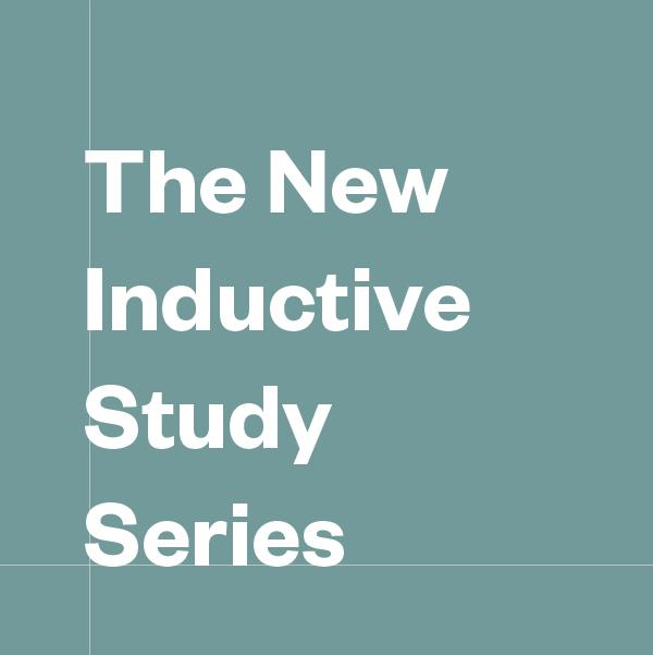 1 & 2 Corinthians New Inductive Study Series