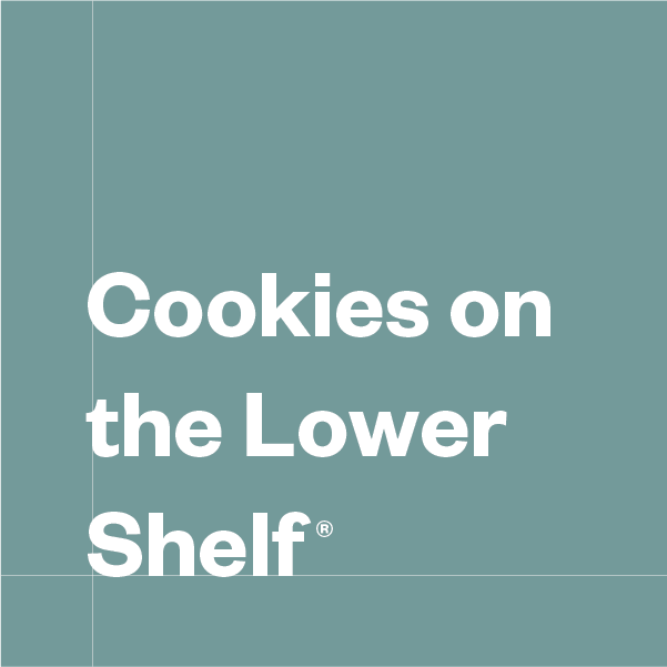 Cookies on the Lowershelf Part 3