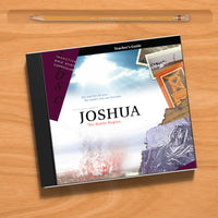 Joshua Digital Teacher'S Guide Cd-Ibsc