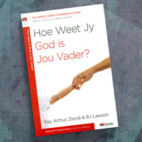 Afrikaans-How Do You Know God'S Your Father? (40 Min Study)