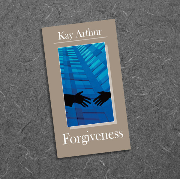 Forgiveness-Small Booklet