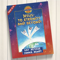 Jesus To Eternity & Beyond-D4Y
