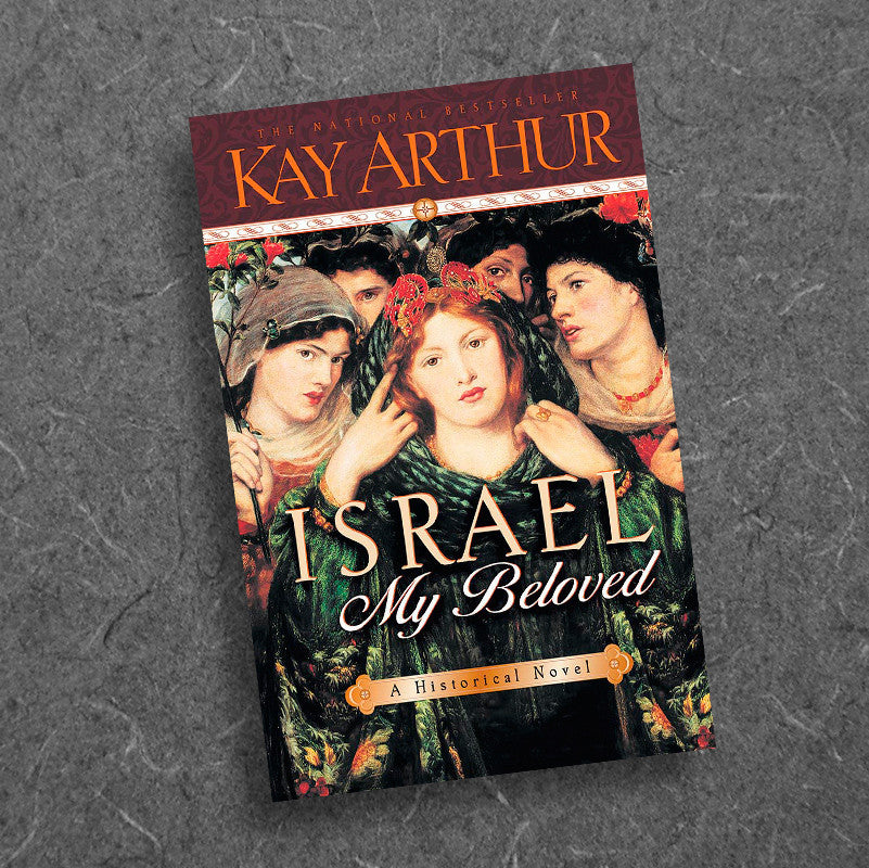 Israel, My Beloved-Paperback