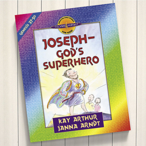 Joseph, God'S Superhero-D4Y