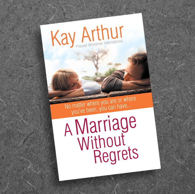 A Marriage Without Regrets(Softcover) Book