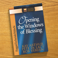 Opening The Windows Of Blessing-Haggai/Zechariah/Malachi-Nis