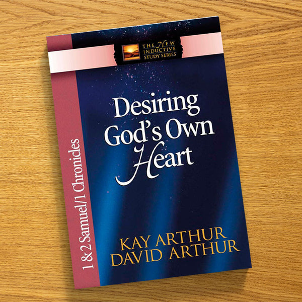 Desiring God'S Own Heart-1/2 Samuel/1 Chron-Niss