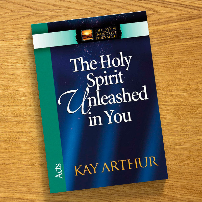 The Holy Spirit Unleashed in You-Acts-Niss
