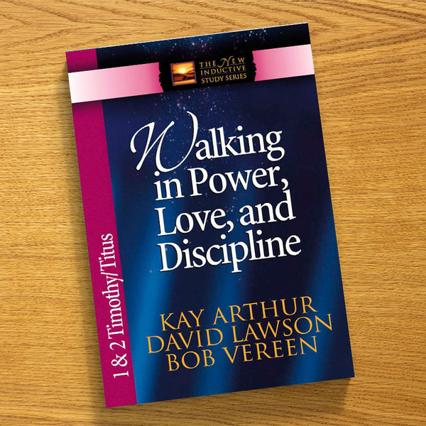 Walking In Power, Love & Disc...-1/2Tim/Titus-Niss