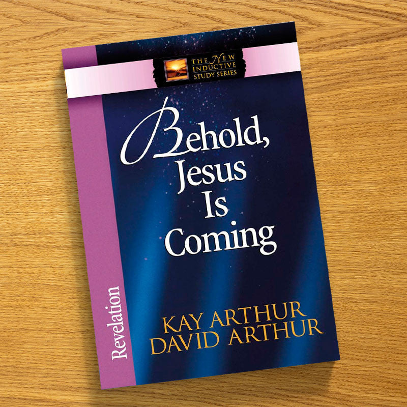 Behold, Jesus Is Coming!-Revelation-Niss