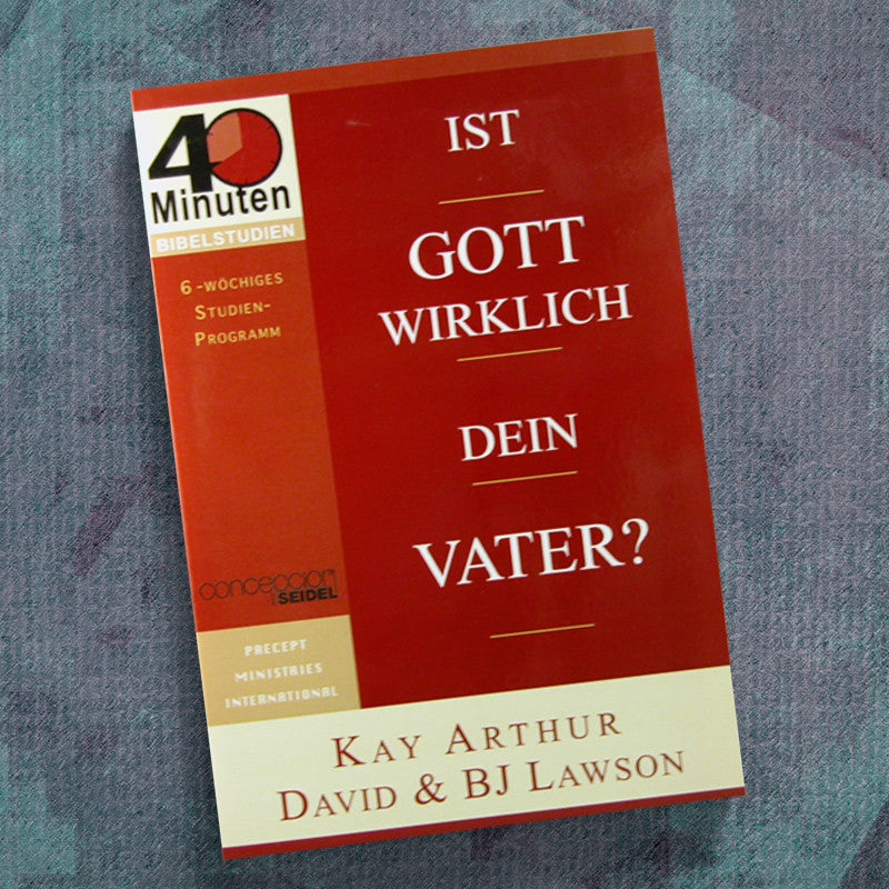 German-How Do You Know God'S Your Father?-(40Min)