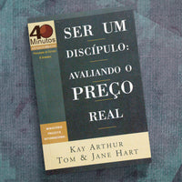 Portuguese-Being A Disciple:Counting The Real Cost (40 Min S