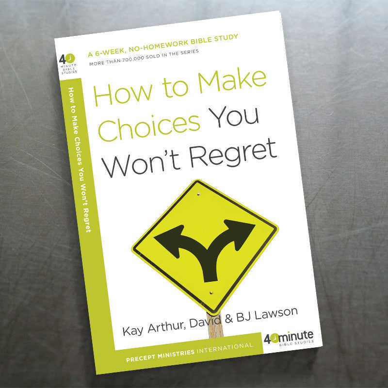 How To Make Choices You Won'T Regret (40 Min Study)