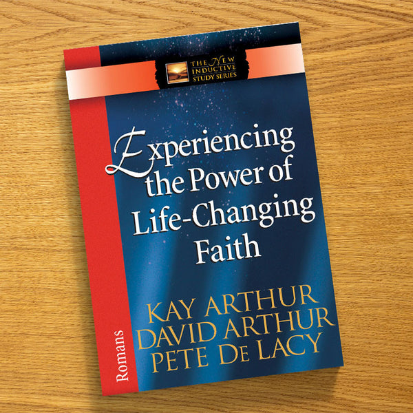 Experiencing The Power Of Life-Changing Faith-Romans-Niss