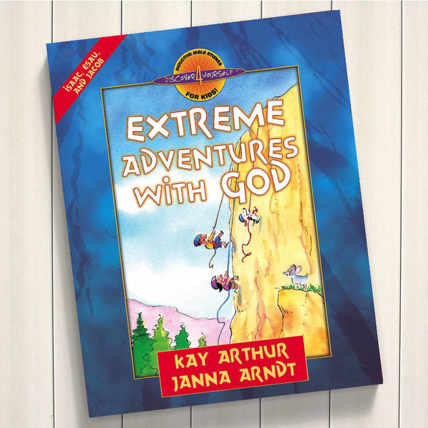 Extreme Adventures With God-D4Y