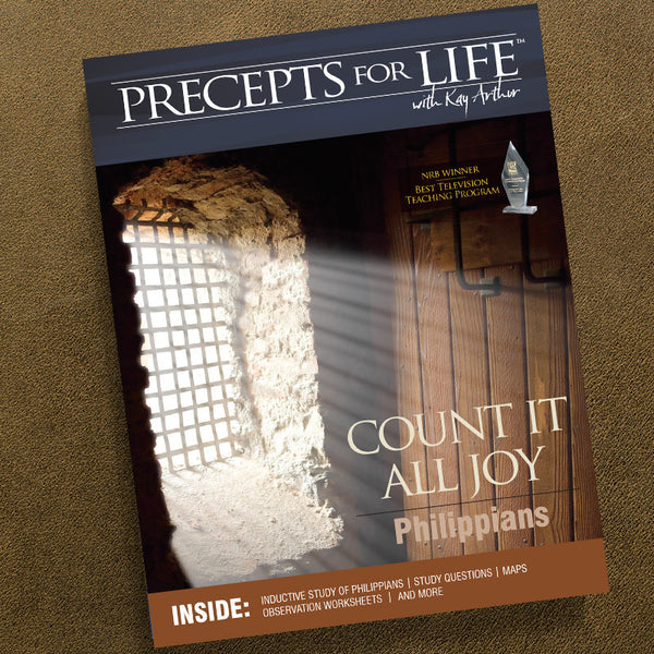 Philippians-Precepts For Life Study Companion