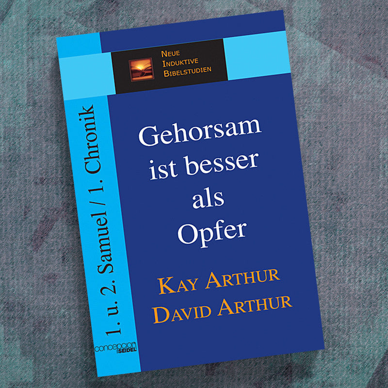 German-Desiring God'S Own Heart-Niss 1/2 Sam,1 Chr