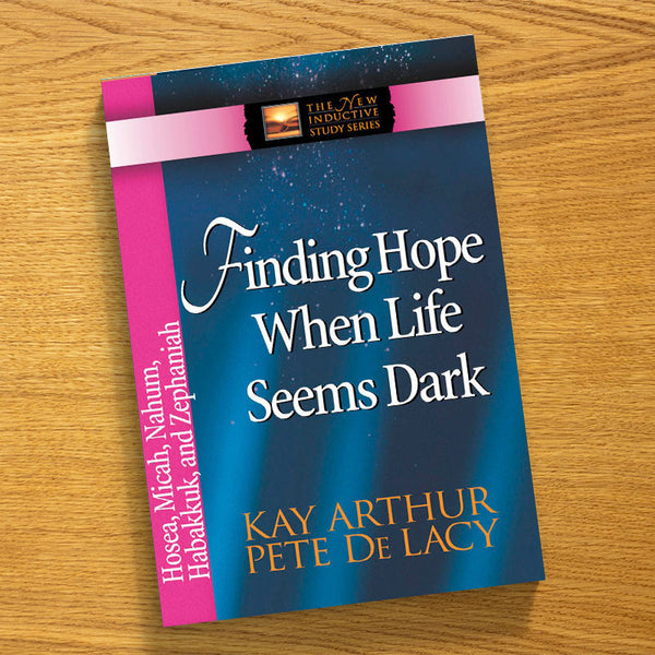 Finding Hope When Life Seems Dark-Niss