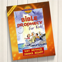 Bible Prophecy For Kids-Rev 1-7-D4Y