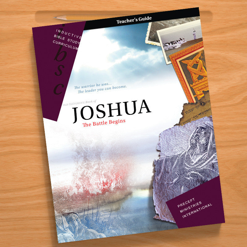 Joshua Teacher'S Guide-Ibsc
