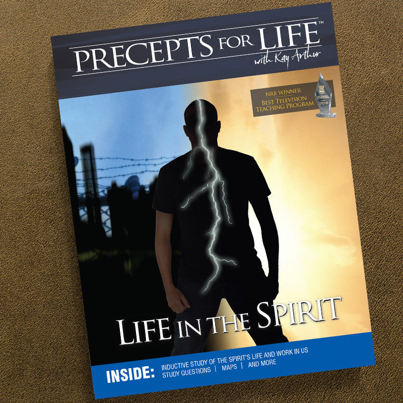 Life In The Spirit-Precepts For Life Study Companion