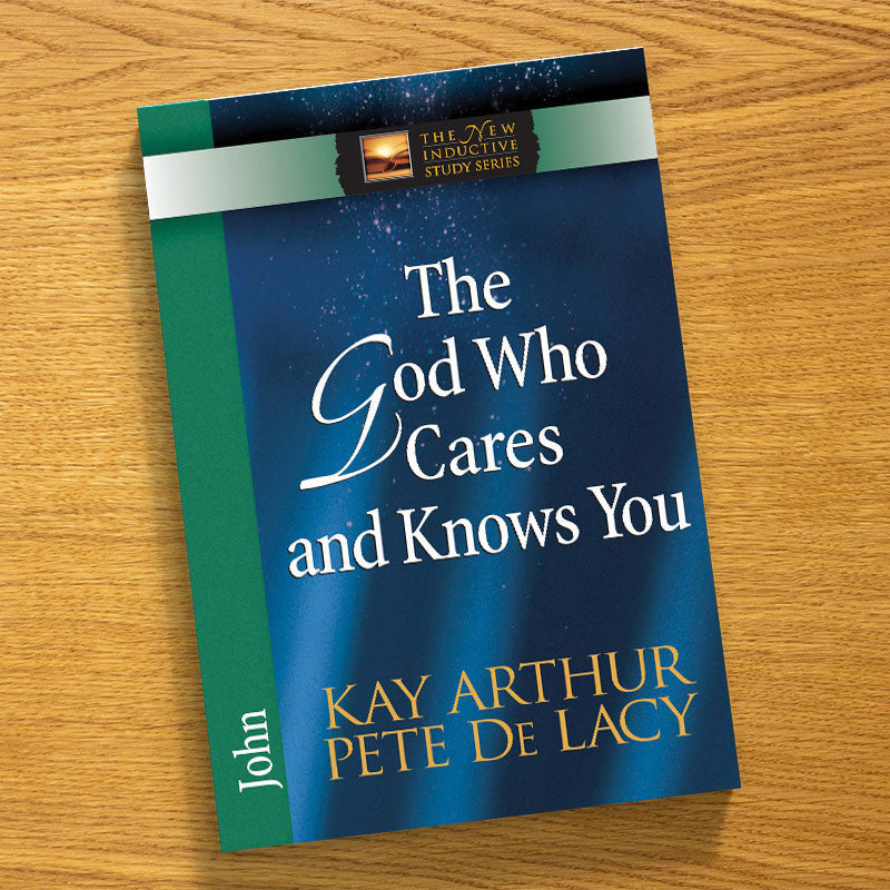 The God Who Cares And Knows You-John-Niss