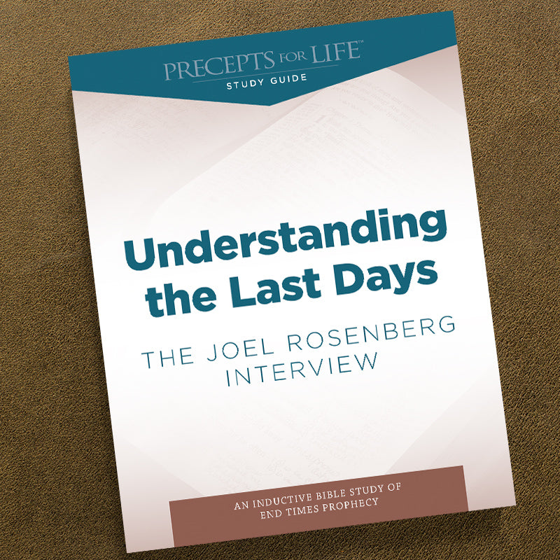 Understanding The Last Day-The Joel Rosenberg Interview-Pdf-