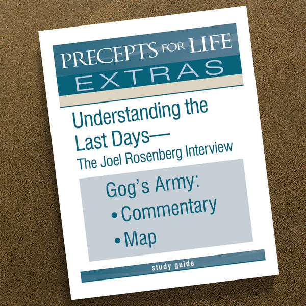 Understanding The Last Day-The Joel Rosenberg Interview-Prec