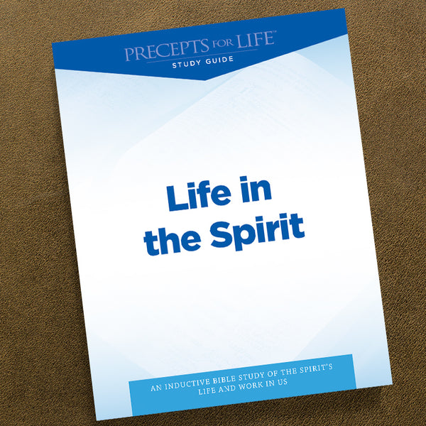 Life in the Spirit-Pdf-Precepts For Life Study Guide-Downloa