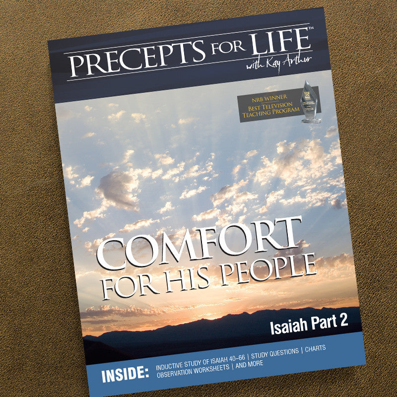 Isaiah Part 2-Precepts For Life Study Companion