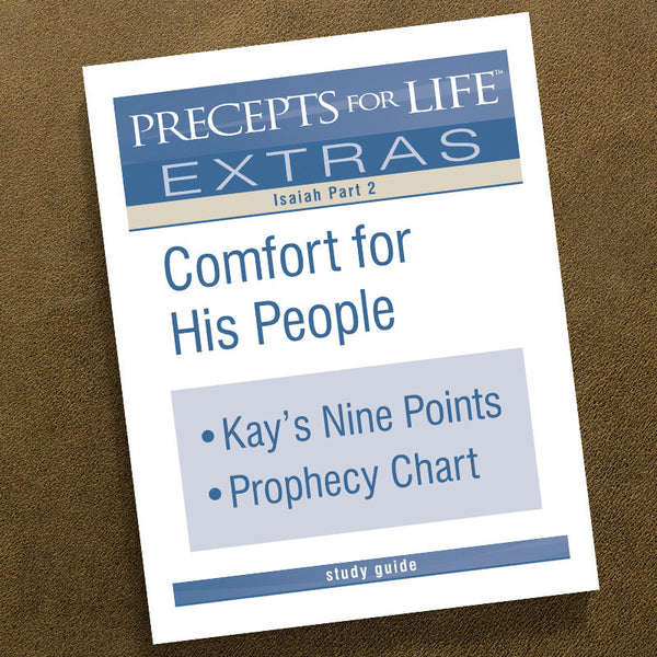 Isaiah Part 2-Precepts For Life Study Guide-Extra Download I