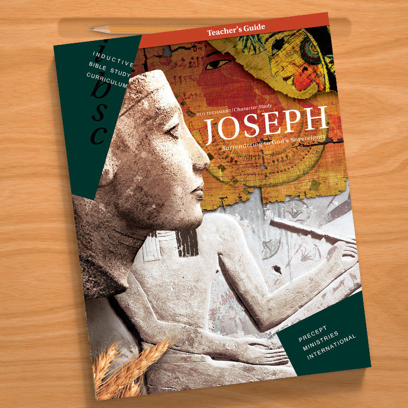 Joseph Teacher's Guide-Ibsc