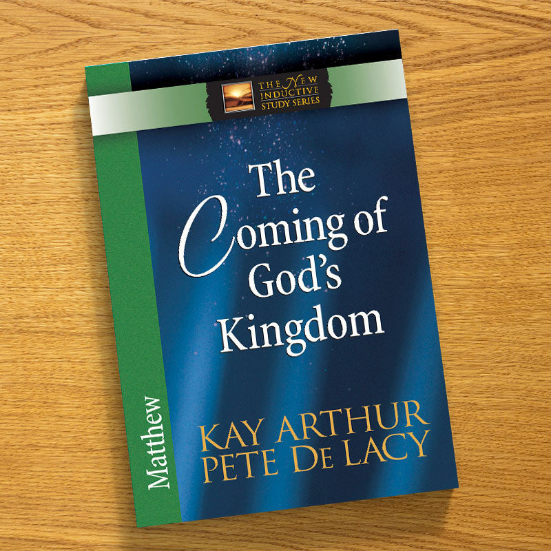 The Coming Of God's Kingdom-Matthew-Niss