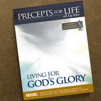 Living For God'S Glory-Precepts For Life Study Companion