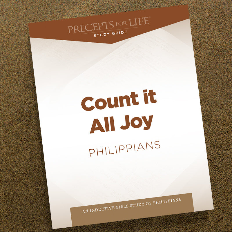 Philippians-Pdf-Precepts For Life Study Guide-Download