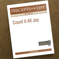 Philippians-Precepts For Life Study Guide