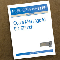 Revelation-Precepts For Life Study Guide