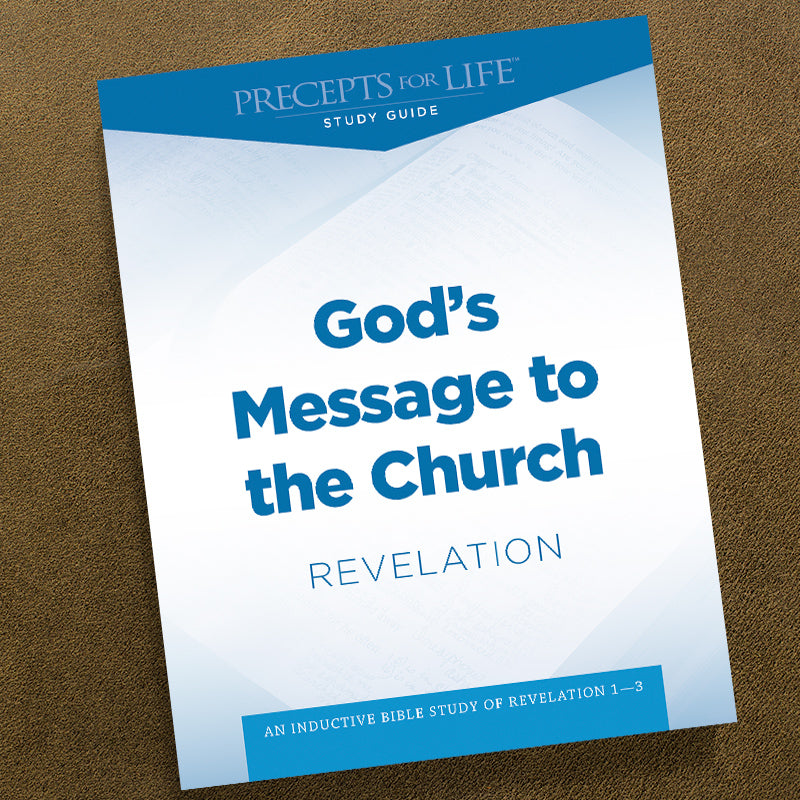 Revelation-Pdf-Precepts For Life Study Guide-Download
