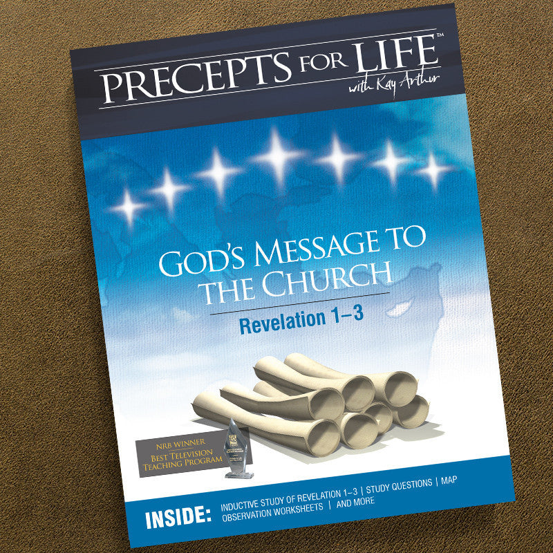 Revelation-Precepts For Life Study Companion
