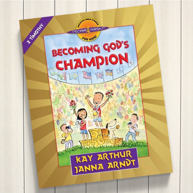 Becoming God's Champion-2 Timothy-D4y