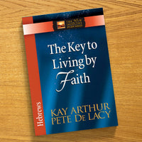 The Key To Living By Faith-Hebrews-Niss
