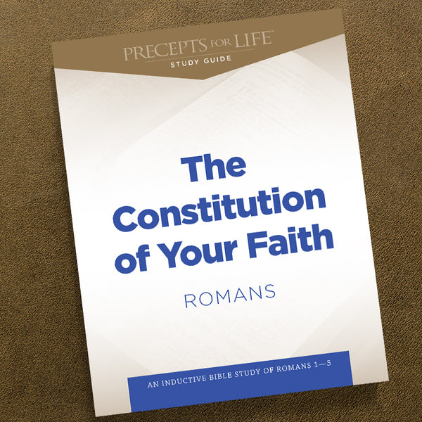 A workbook suitable for Bible classes, family studies, or ...