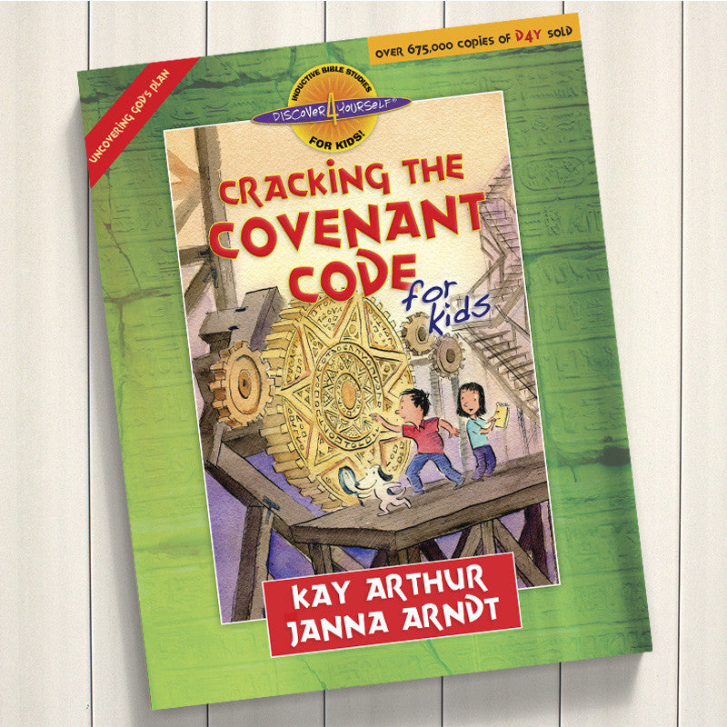 Cracking the Covenant Code For Kids-Covenant-D4y