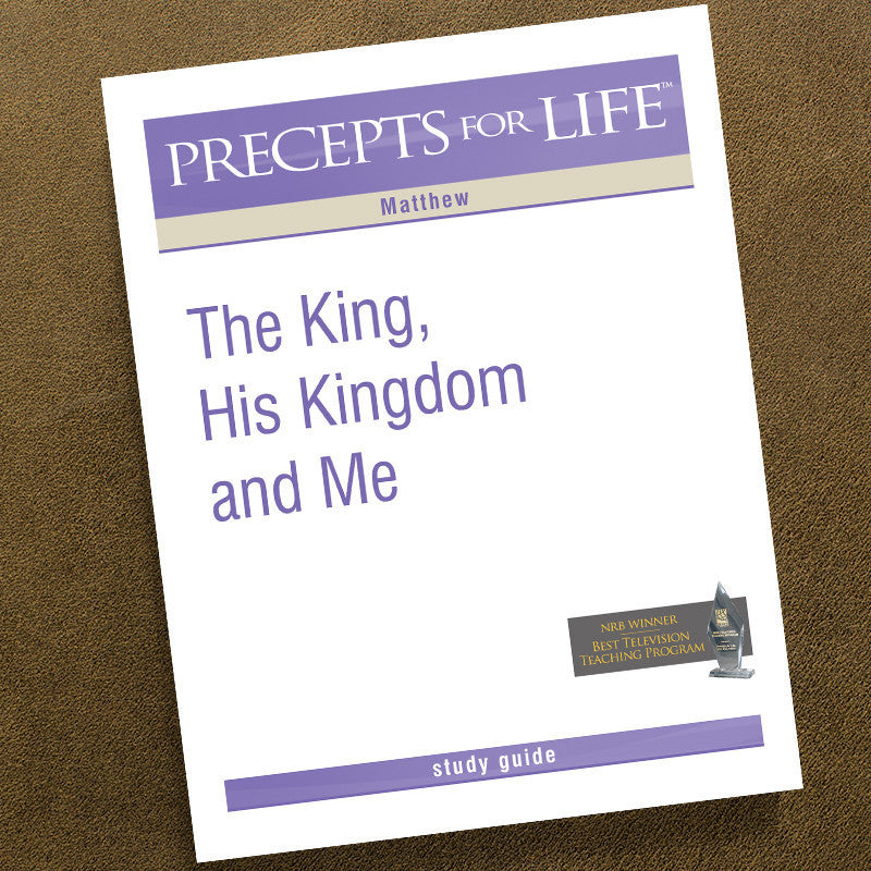 Matthew-Precepts For Life Study Guide