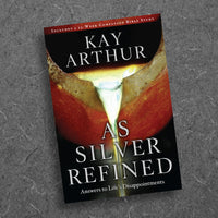 As Silver Refined (New)-W/Study Guide Included