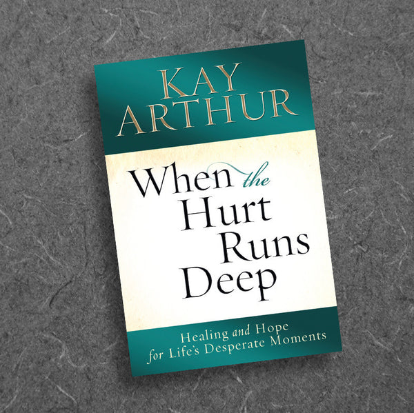 When The Hurt Runs Deep-Paperback