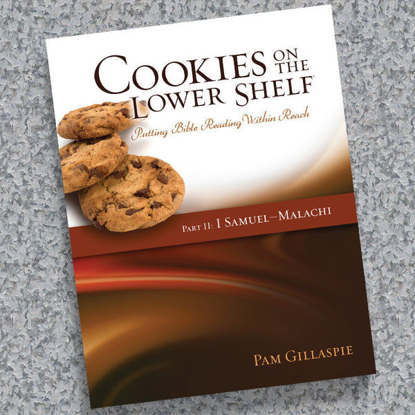 Cookies on the Lower Shelf-Part 2 (Ingram Variant)