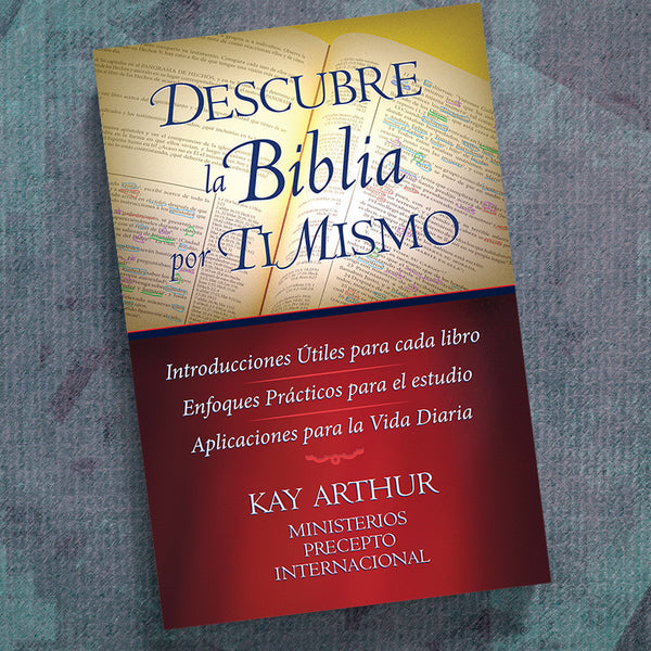 Spanish Discover The Bible For Yourself