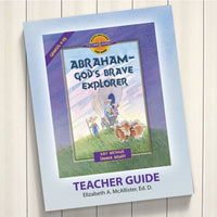 Abraham, God'S Brave Explorer (Genesis 11-25)-D4Y Teacher'S