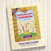 Becoming God'S Champion (2 Timothy)-D4Y Teacher'S Guide